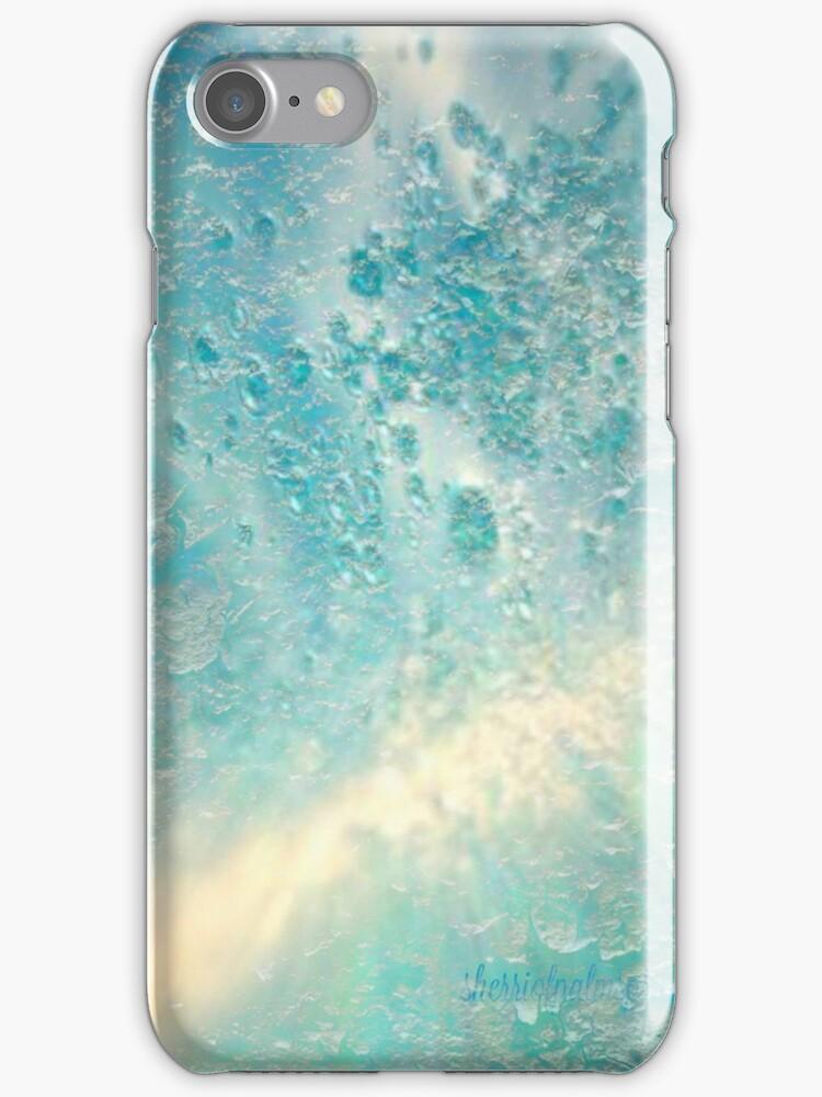 THE SEA OF AQUAMARINE by Sherri Palm Springs  Nicholas