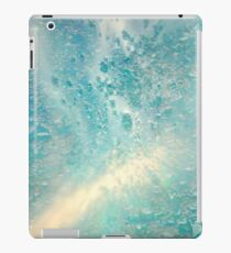 THE SEA OF AQUAMARINE iPad Case/Skin