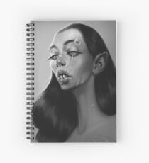 Mrs Drac Spiral Notebook