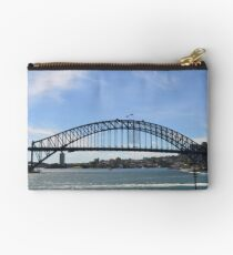Sydney Harbour Bridge Studio Pouch