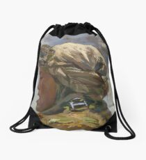 Scavenger Drawstring Bag