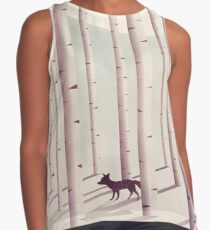 Serene Forest Contrast Tank