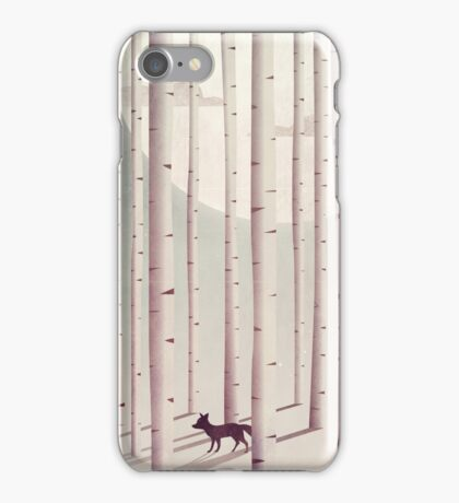 Serene Forest iPhone Case/Skin