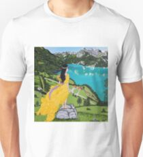 A memory?... Or a dream maybe... Unisex T-Shirt