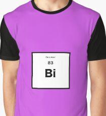 I'm a level 83 Bi Graphic T-Shirt