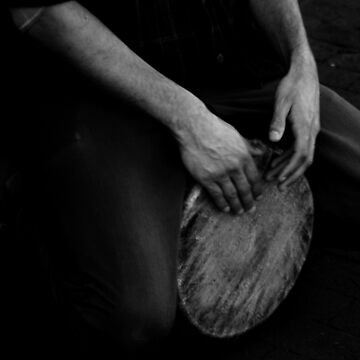 Street Drum by johna