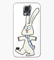 cartoon rabbit Hülle & Klebefolie für Samsung Galaxy
