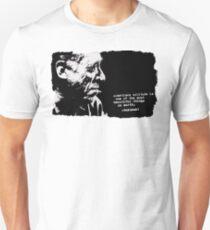 Charles BUKOWSKI - solitude QUOTE Unisex T-Shirt