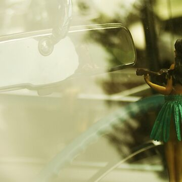 Dashboard Hula Dancer by johna