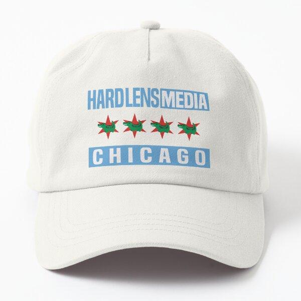 Hard Lens Media Chicago Gator Flag Dad Hat