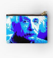 Bolso de mano Einstein de azul