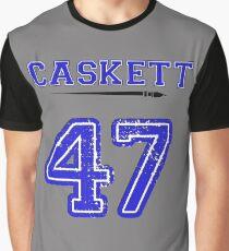 Caskett 47 Jersey Graphic T-Shirt