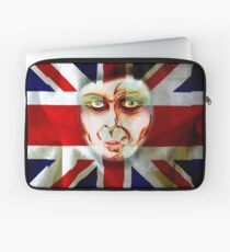 Union of the Frowns Laptop Sleeve