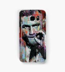 Conor McGregor, UFC Pop Art Portrait Samsung Galaxy Case/Skin