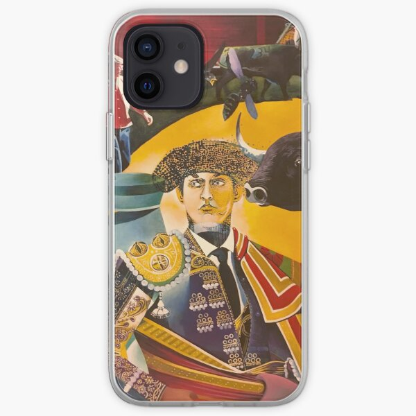 Bull Fighter España Funda blanda para iPhone