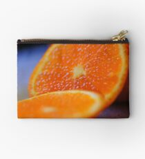 Orange Slices Studio Pouch