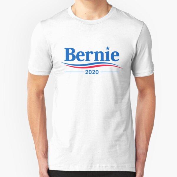 Bernie 2020 Slim Fit T-Shirt