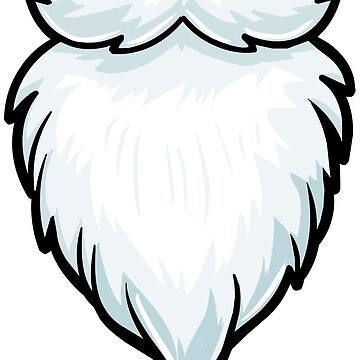 Santa Beard by 1mp3x