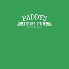 Paddy's Irish Pub by ciddesign