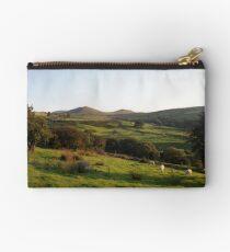 Llanfairfechan landscape. Studio Pouch