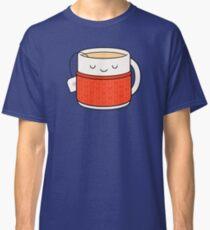 Keep warm, drink tea! Classic T-Shirt