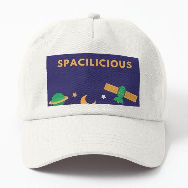 SPACILICIOUS - 2 Dad Hat