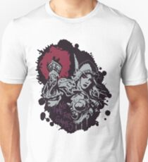 Sylvanas has no time for games T-Shirt