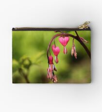 Bleeding hearts Studio Pouch
