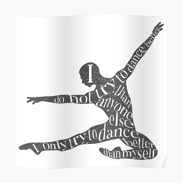 BOESARTS DANCER Poster