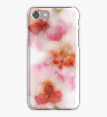 Watercolour Gladiolus iPhone Case/Skin