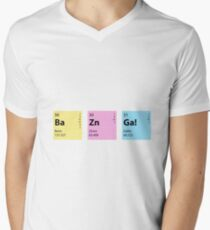 Bazinga - Big Bang Theory V-Neck T-Shirt