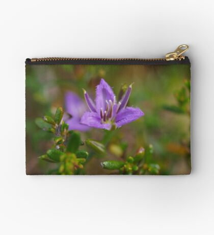 Fringed Lily Studio Pouch