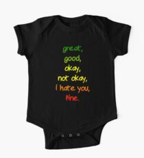 FINE! Kids Clothes