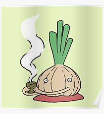 Louise's onion Poster