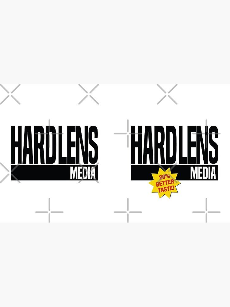 Hard Lens Media Logo by HardLensMedia