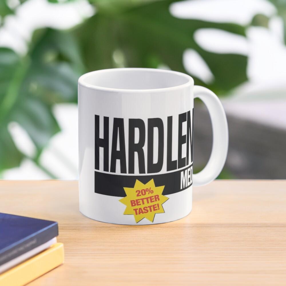 Hard Lens Media Logo Mug