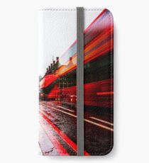 Colour rush hour  iPhone Wallet/Case/Skin