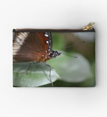 Butterfly Close Up Studio Pouch