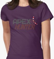 APEX HUNTER (5) Womens Fitted T-Shirt