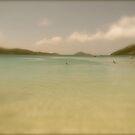Bay, Eastern Caribbean by Jenny Hambleton