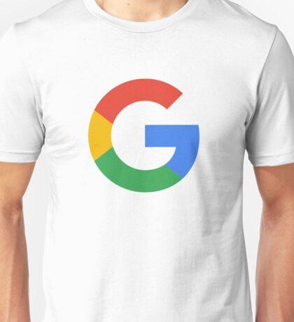 Google G Logo Unisex T-Shirt