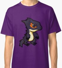 Red eyed crocodile skink Classic T-Shirt