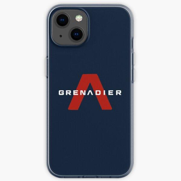 Ineos Grenadier  iPhone Soft Case