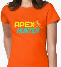 APEX HUNTER (7) Womens Fitted T-Shirt