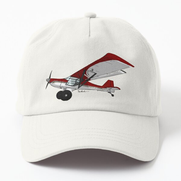 Kit Fox N133KF Dad Hat