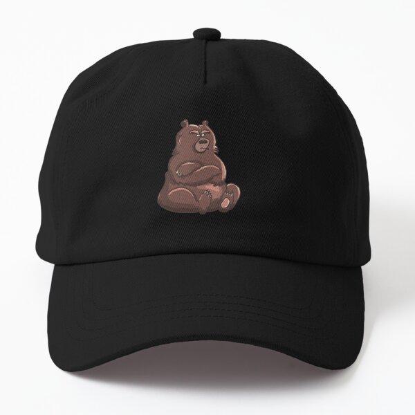 Grumpy Bear Dad Hat