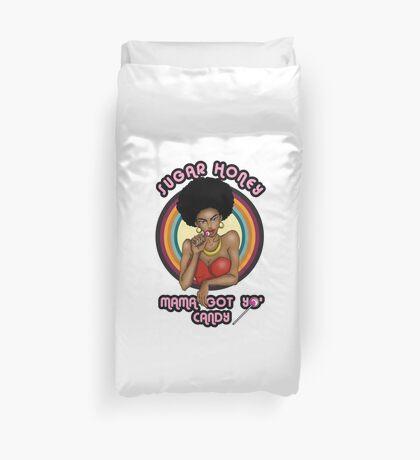 Zucker Honig - Mama hat deine Süßigkeiten Bettbezug