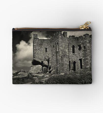 Carn Brea Castle Zipper Pouch