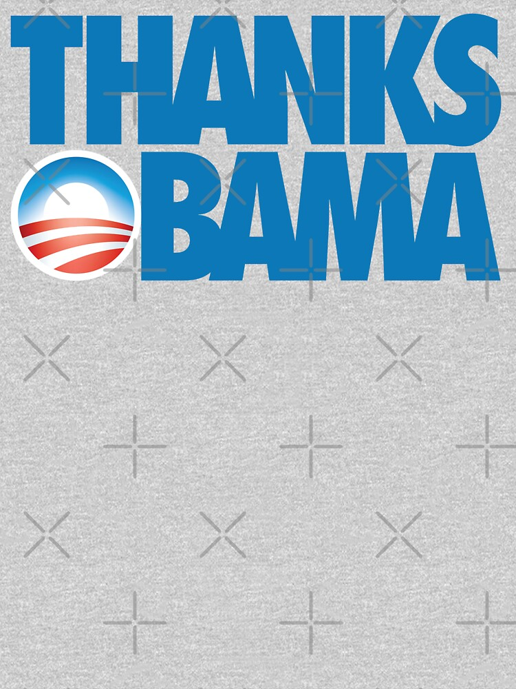 Thanks Obama by cpinteractive