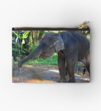 Water for Elephant Studio Pouch